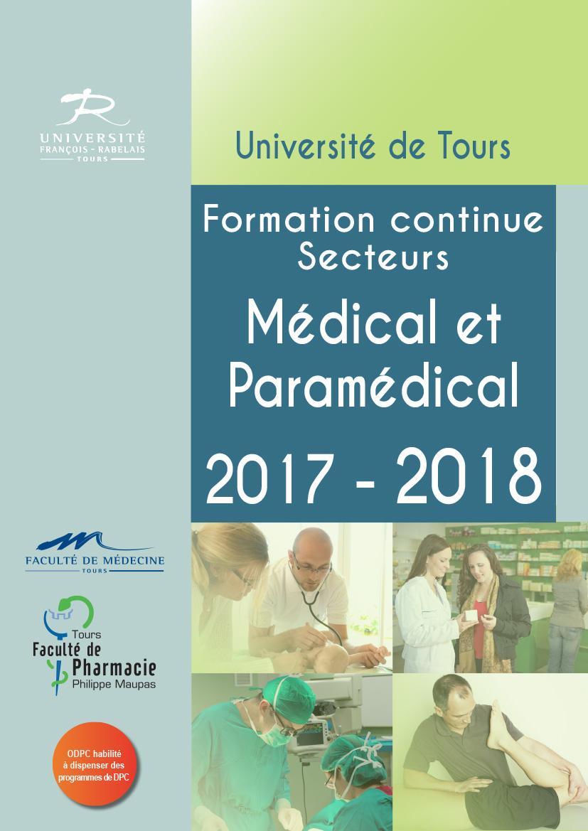 Catalogue Formation Santé 2017 2018
