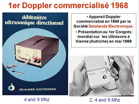 Premier Doppler - 1968